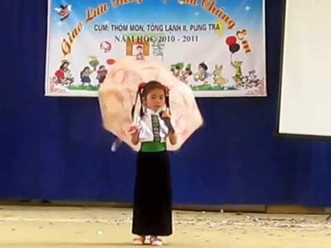 Hat Di hoc - Thanh Mai - Lop 1 nam hoc 2010-2011