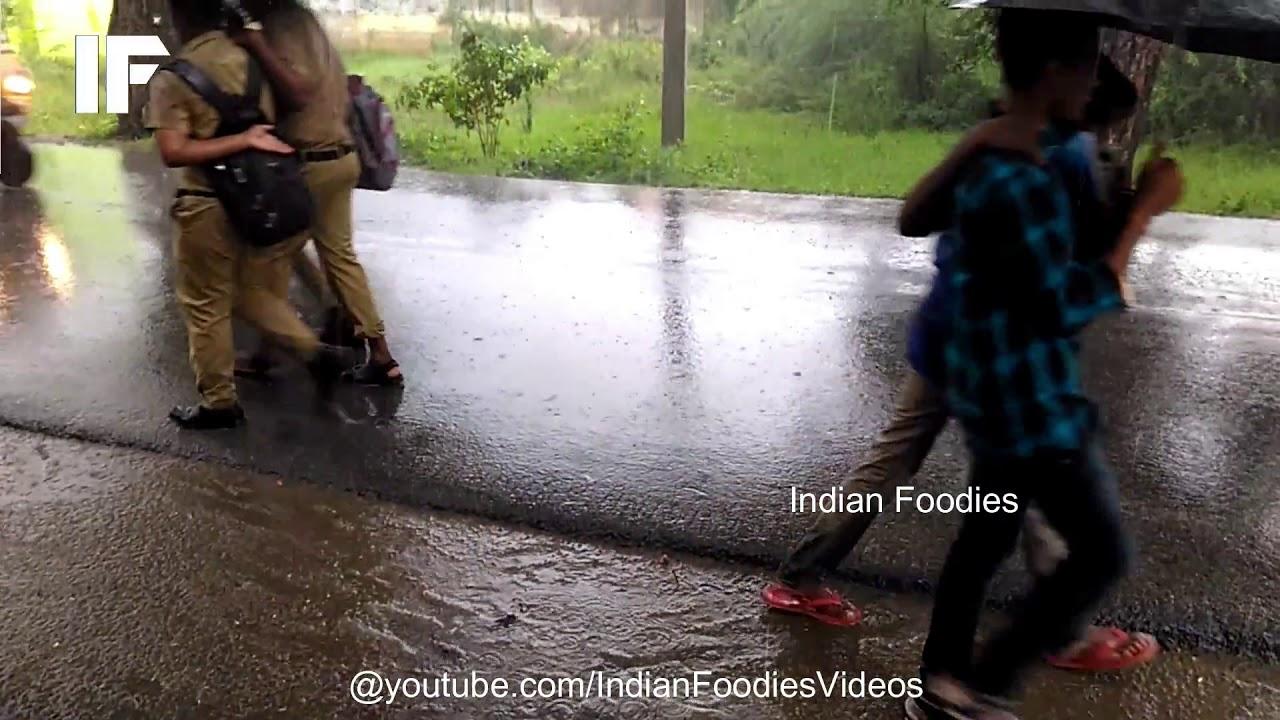 Download Raining in Thorapadi Vellore towards way of Sripuram Golden Temple
