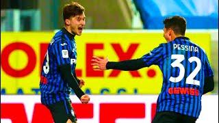 Аталанта Лацио 3 2 Кубок Италии 1 4 инала Обзор матча