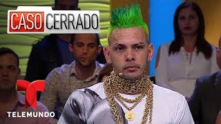 Caso Cerrado   Gave The Pawn Shop Fake Gold Chains⛓😂🍍  Telemundo English