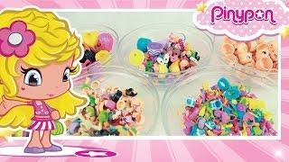¡Juego con MILES de Pinypon diferentes mezclando piezas!