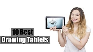 ▶️10 Best Drawing Tablets in 2018 - Which Is The Best Tablet For Drawing?
