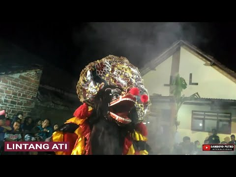 SAMBOYO PUTRO - LINTANG ATI Live SUMBERKEPUH