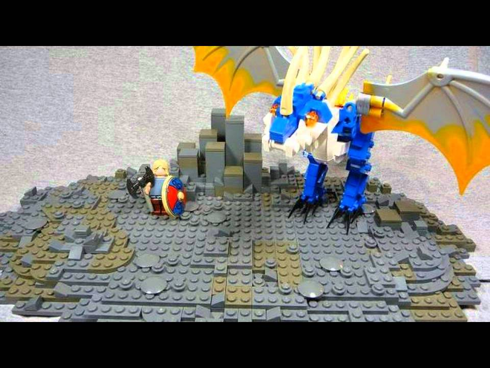 Lego Cuusoo How To Train Your Dragon YouTube