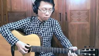 Mưa (Thùy Chi ft. M4U) fingerstyle (demo)