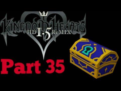 Collecting missed treasure (Filler episode #3) Kingdom Hearts Final Mix episode 35