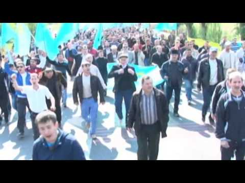 Crimean Tatar Leader Banned by Russian court: Mustafa Dzhemilev banned from his homeland