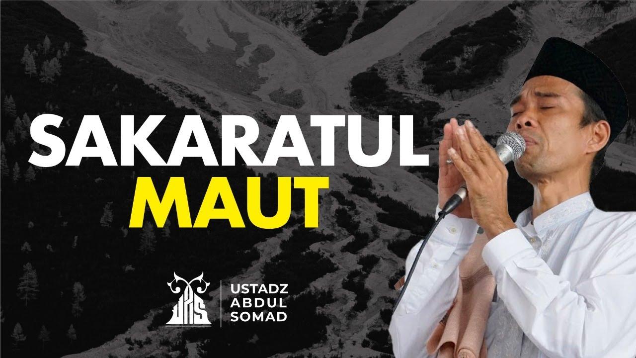 Kematian Takkan Lari Dari mu, Sudahkah Bersiap diri? Ustadz Abdul Somad | Audio Dakwah UAS