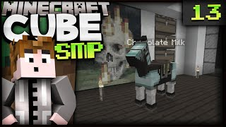 Minecraft: Cube SMP S2 - Episode 13 - Chocolate Milk is GONE!