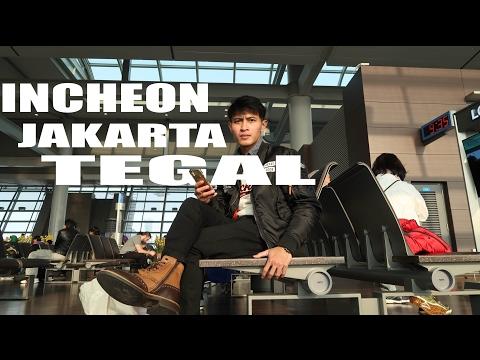 CUTI INCHEON JAKARTA TEGAL #VLOG TKI KOREA