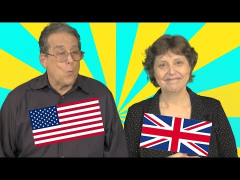 10 More Difficult Words To Say In British And American English