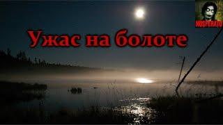 Истории на ночь - Ужас на болоте