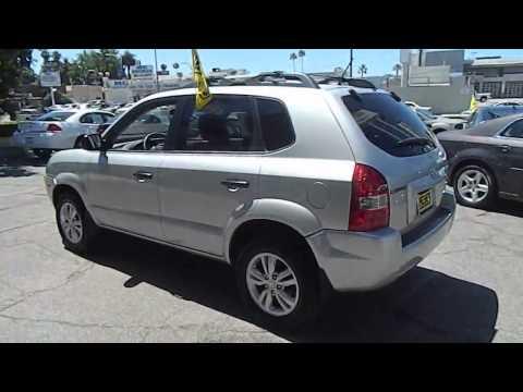 2009 Hyundai Tucson - GLS Sport Utility 4D Los Angeles CA 420272