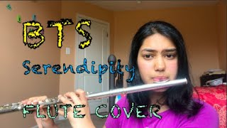 BTS (방탄소년단) LOVE YOURSELF 承 Her 'Serendipity' Flute Cover