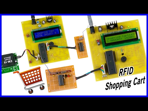 rfid based shopping trolley Why there is no rfid-based trolley system in supermarkets though it is known  that it saves a lot  supermarkets: how to sale this shopping trolley to europe.