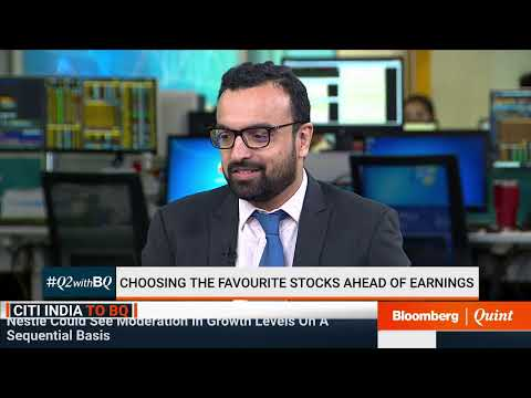 Citi Research's Expectations From India Inc.'s Earnings
