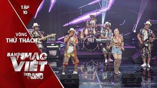 Ban Nhạc Việt là chương trình truyền hình thực tế đầu tiên tại Việt...