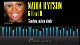 Nadia Batson & Ravi B - Sunday Indian Movie [Soca 2015]