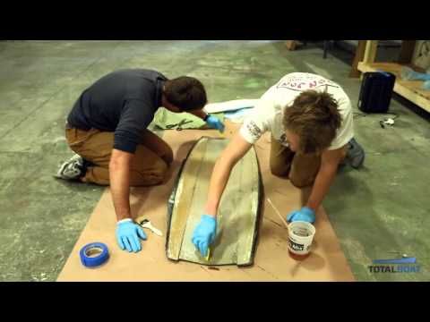 Building a Kiteboard - Part 3