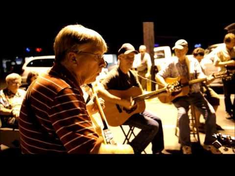 Bluegrass Special Blend ~ THE OCOEE PARKING LOT BLUEGRASS JAM