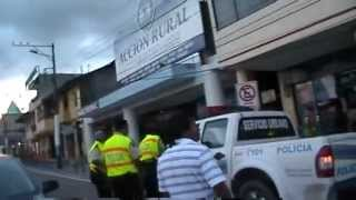 Abuso Policial en Ecuador......vergüenza nacional