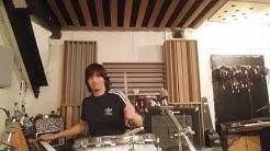 Manfred Mildenberger - Drums & Moog