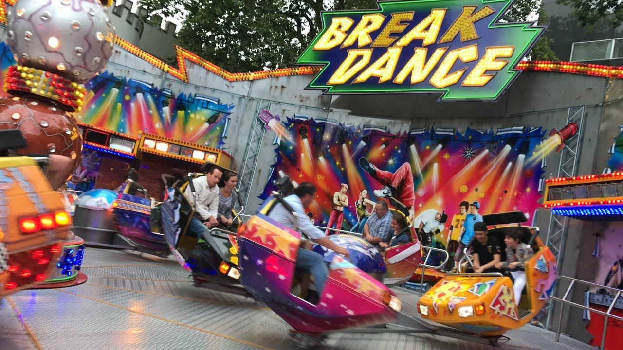 Breakdance Kirmes
