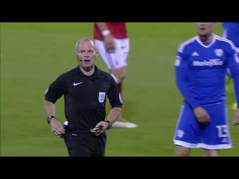HIGHLIGHTS: FOREST 1-2 CARDIFF CITY