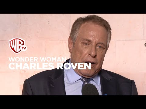 Inside the Movies | Wonder Woman: Charles Roven
