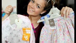 BABY CLOTHES HAUL - PRIMARK,NEXT SALES & MATALAN