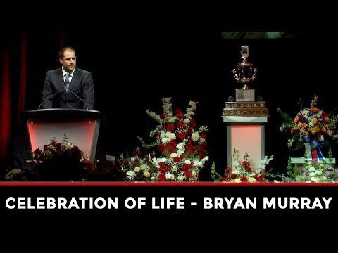 Celebrating Bryan Murray - Chris Phillips' Eulogy
