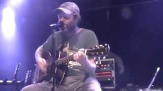Scott.H.Biram -Open Road/ Train Wrecker / Red Wine @ Merleyn Nijmegen 24-04-2015