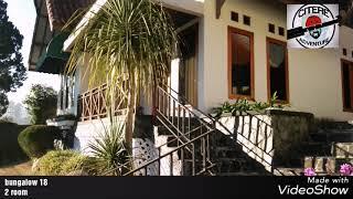Bungalow 18 citere resort hotel pangalengan bandung