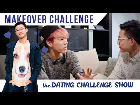 The Make Over Challenge! - DATING CHALLENGE SHOW Ep. 2 w/ Jun Curry Ahn + Jeffrey Fever