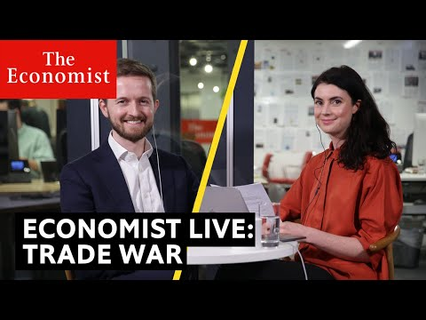 US-China Trade War: Live Q&A With The Economist