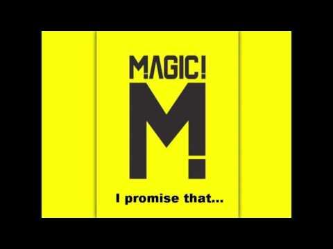 MAGIC! No way no, Karaoke Version