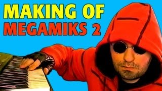 Vj Dominion - making of Megamiks 2
