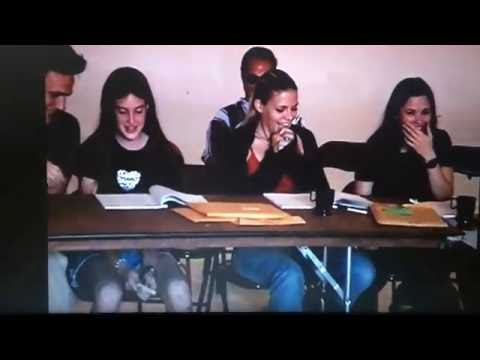 FREAKS AND GEEKS: Funny Table Read Ep.4 Kim Kelly is My Friend