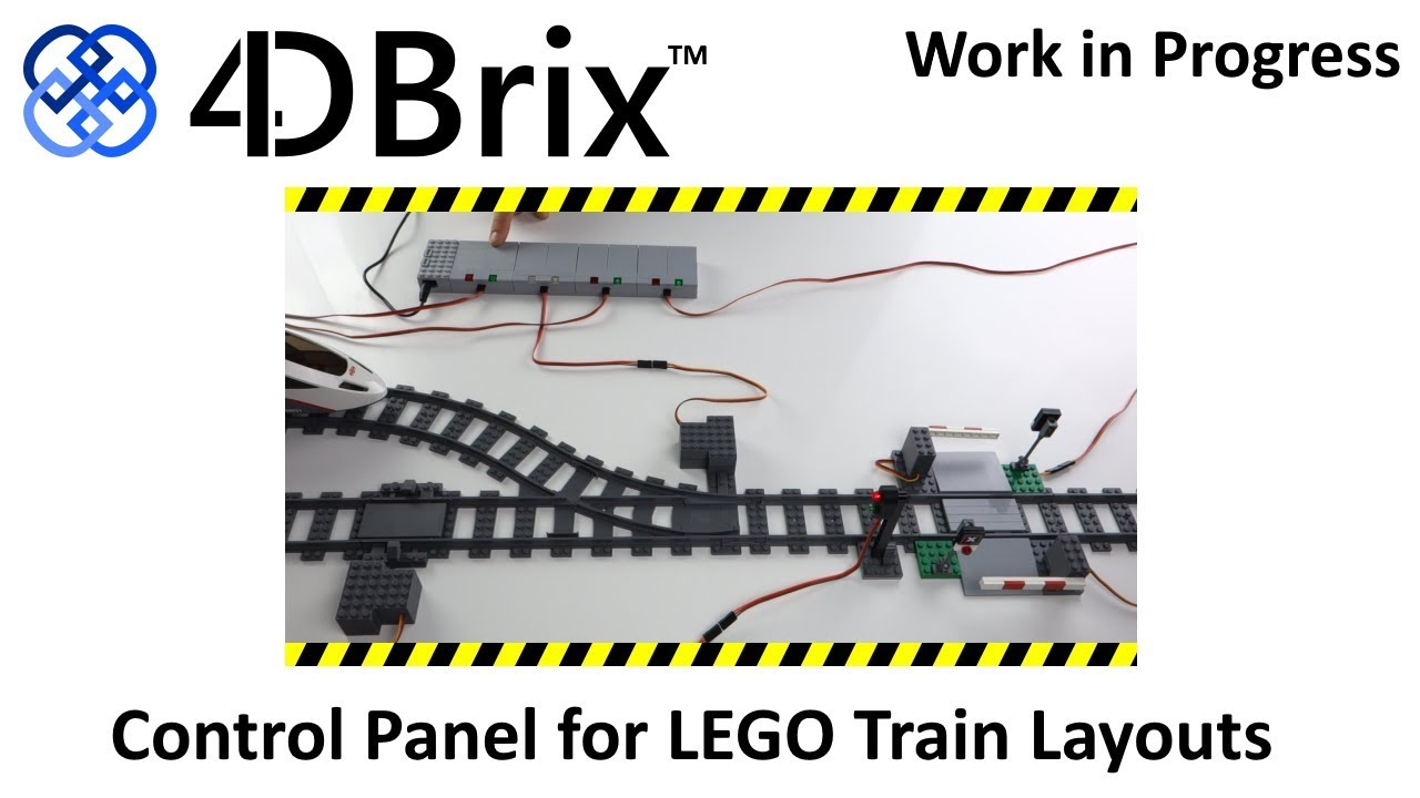 Wiring Lego Panels Library Fo4 Control Panel Diagram Work In Progress For Train Layouts Youtube Solar Schematic