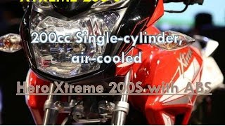 upcoming bikes/two wheeler in india 2016 2017 upcoming hero xtreme 200s auto expo 2016 2016