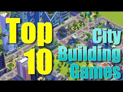 Top 10 City Building Games For Android & IOS 2018 | FREE