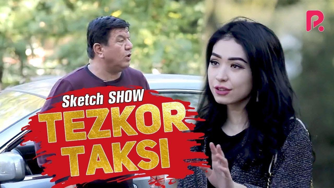 Sketch SHOW - Tezkor taksi