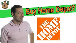 HD Stock - is Home Depot's Stock a Good Buy - Best Investments
