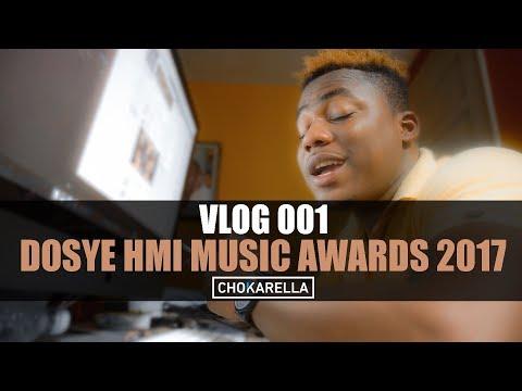 CHOKARELLA #VLOG001  HMI MUSIC AWARDS 2017