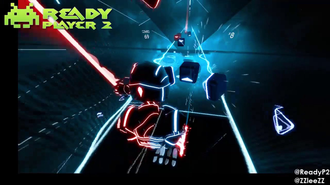 Beat Saber VR - Custom Avatar and 3rd person view