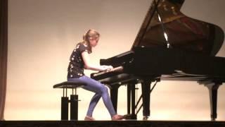 Grand Concours Musical de Piano - Marie
