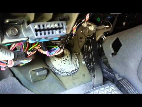 Chevy Blend Door Actuator Replacement Part 1 How To