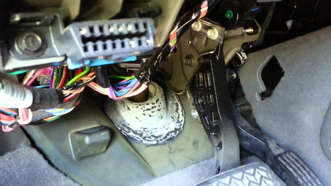 hight resolution of chevy blend door actuator replacement part 1
