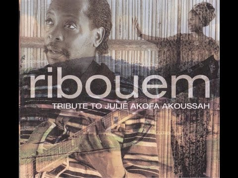 Tribute Album to Julie Akofa Akoussah