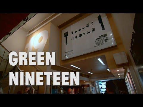 Dublin Cheap Eats: Green Nineteen
